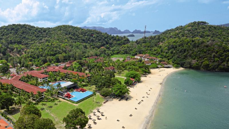 Holiday Villa Beach Resort und Spa Langkawi Kedah in Insel Langkawi, Malaysia - Kedah S