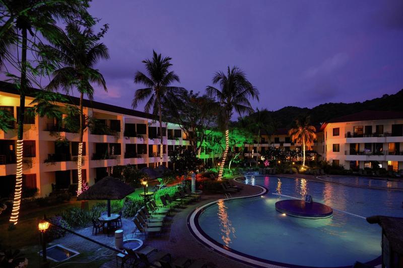 Holiday Villa Beach Resort und Spa Langkawi Kedah in Insel Langkawi, Malaysia - Kedah P