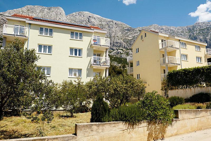 Apartments Ivana in Baska Voda, Kroatien - weitere Angebote