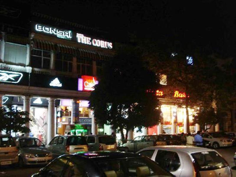 The Corus in Delhi, Indien - Delhi BA