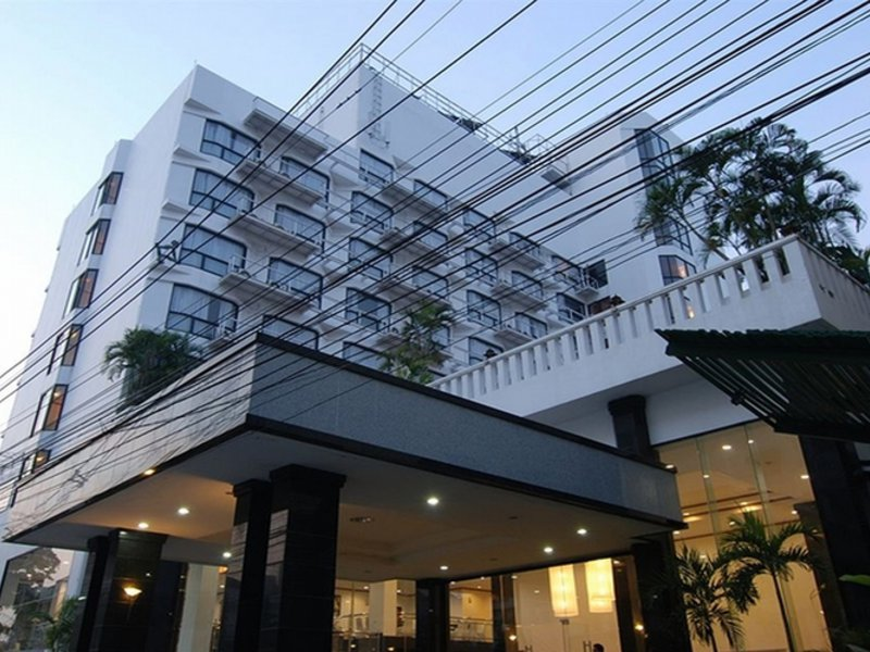 CH Hotel in Chiang Mai, Nord-Thailand A
