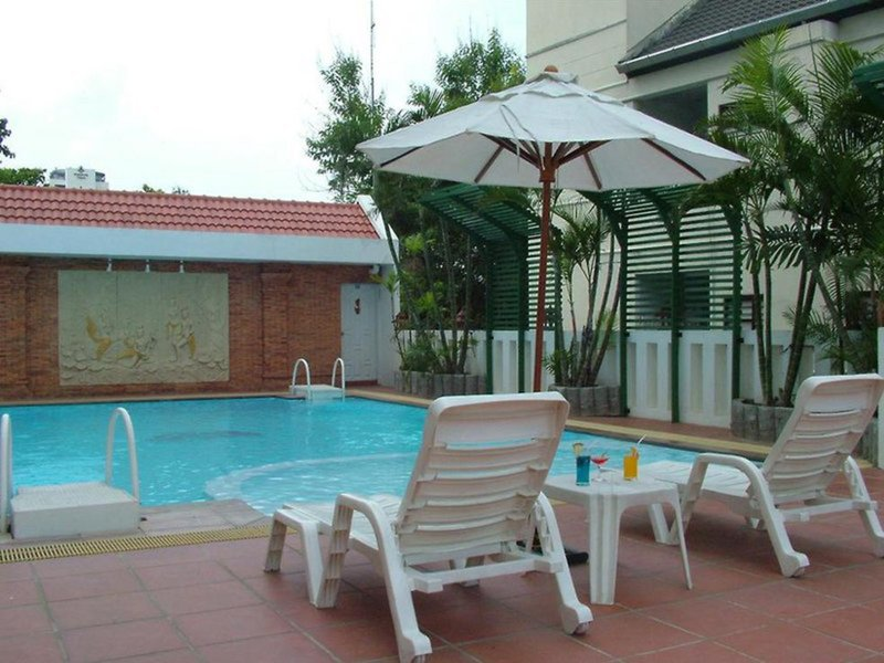 CH Hotel in Chiang Mai, Nord-Thailand P