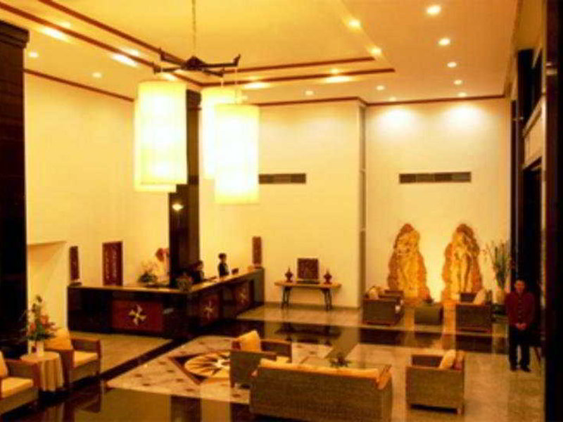 CH Hotel in Chiang Mai, Nord-Thailand L