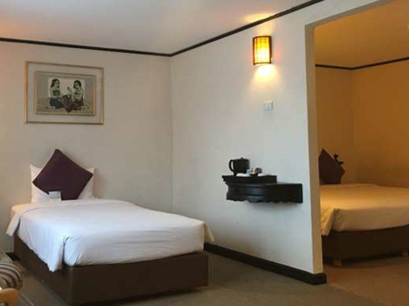 CH Hotel in Chiang Mai, Nord-Thailand