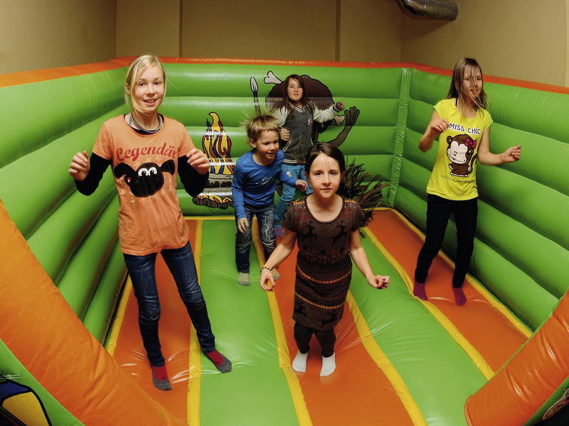 Erlebnishotel Fendels Familyclub