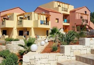 Hotel Asterias Village Resort Außenaufnahme
