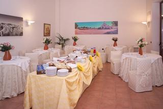 Hotel Albergo Sant´Antonio Frühstücksraum
