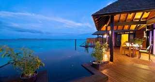 Hotel The Sun Siyam Iru Fushi Außenaufnahme
