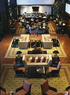 Hotel Jw Marriott Bangkok Lounge/Empfang