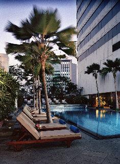 Hotel Jw Marriott Bangkok Pool