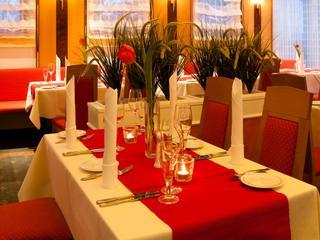 Hotel Hotel Panorama Hamburg-Billstedt Restaurant