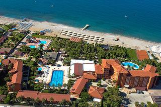 Hotel Club Turtas Beach Hotel Außenaufnahme