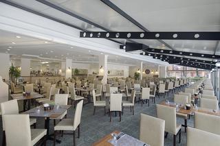 Hotel Club Turtas Beach Hotel Restaurant