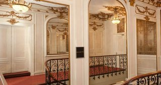 Hotel Best Western Ronceray Opera Paris Lounge/Empfang