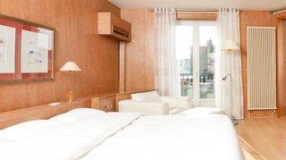 Hotel Best Western Ronceray Opera Paris Wohnbeispiel