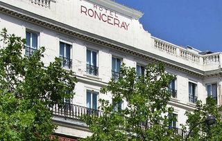 Hotel Best Western Ronceray Opera Paris Außenaufnahme