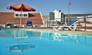 Hotel Sana Reno Pool