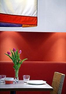 Hotel Creatif Elephant Frühstücksraum