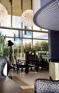 Hotel Westcord Fashion Lounge/Empfang