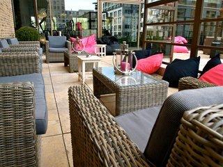 Hotel Westcord Fashion Terasse