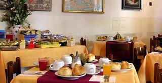 Hotel Taormina Frühstücksraum