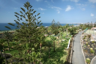 Hotel Abora Interclub Atlantic Garten