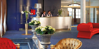 Hotel Bülow Palais Lounge/Empfang