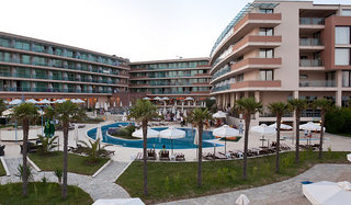 Hotel Zornitza Sands Außenaufnahme