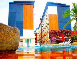 Hotel Andatel Grande Patong Phuket Außenaufnahme