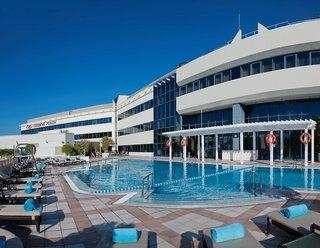 Hotel Crowne Plaza Deira Pool