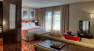 Hotel Crowne Plaza Deira Wohnbeispiel