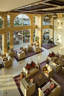 Hotel Hilton Al Hamra Beach & Golf Resort Lounge/Empfang