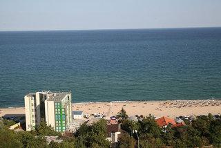 Hotel Aqua View Luftaufnahme