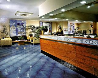 Hotel Best Western Mediterraneo Catania Lounge/Empfang