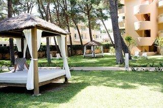 Hotel Prinsotel La Pineda Garten