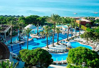 Hotel Limak Atlantis Deluxe Resort & Hotel Außenaufnahme