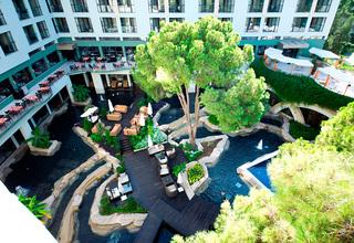 Hotel Limak Atlantis Deluxe Resort & Hotel Terasse