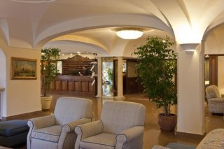 Hotel Continental Terme Lounge/Empfang