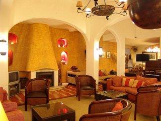 Hotel Cerro Da Marina Lounge/Empfang