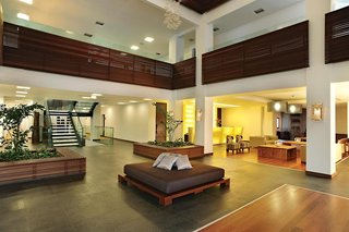 Hotel Belmar Spa & Beach Resort Lounge/Empfang