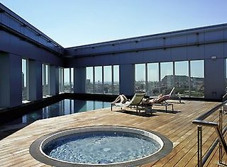 Hotel Novotel Barcelona City Pool