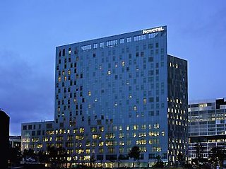 Hotel Novotel Barcelona City Außenaufnahme
