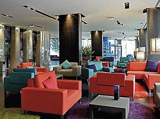 Hotel Novotel Barcelona City Lounge/Empfang