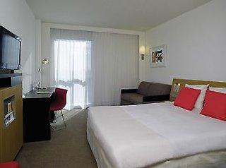 Hotel Novotel Barcelona City Wohnbeispiel