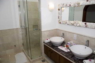 Hotel Hotel Village du Pecheur Badezimmer