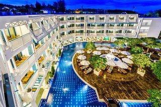 Hotel Andaman Seaview Luftaufnahme