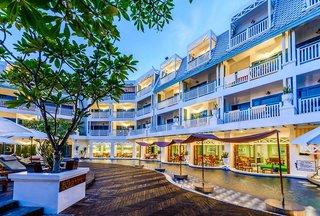 Hotel Andaman Seaview Terasse