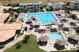 Hotel Akti Beach Club & Annex Luftaufnahme