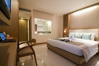 Hotel The Ashlee Plaza Patong Hotel & Spa Wohnbeispiel