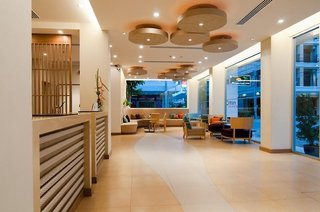 Hotel The Ashlee Plaza Patong Hotel & Spa Lounge/Empfang